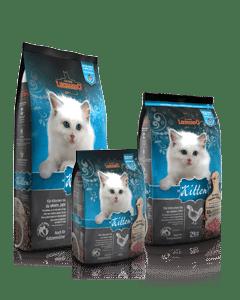 Trockennahrung Gruppe Kitten 0