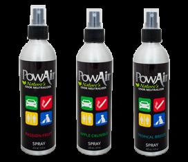 PowAir Spray