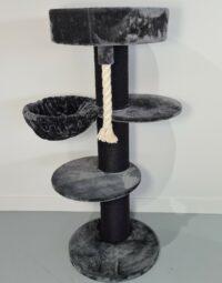 Rhrquality Cat Tree Maine Coon Sleeper Plus Blackl